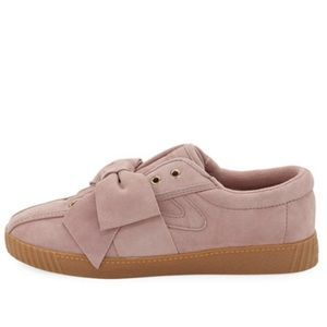 Tretorn Shoes - Tretorn Nylite Bow 6 Sneakers